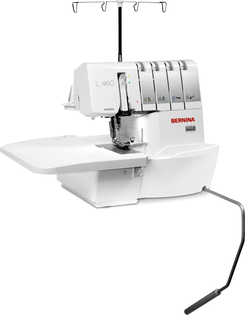 Serger L460 With Knee Lever